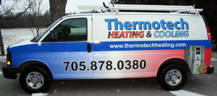 thermotech heating and cooling truck